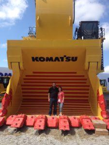 komatsu convention