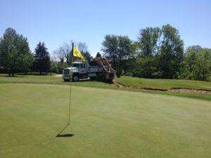 golf course excavating