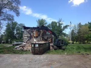 Demolition Will County IL