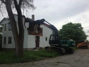 Demolition Contractors Frankfort IL