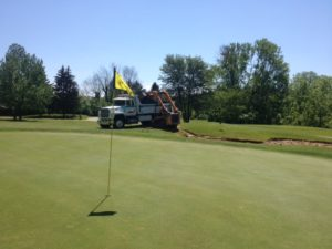 golf course excavating