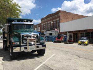 touch a truck summerfest